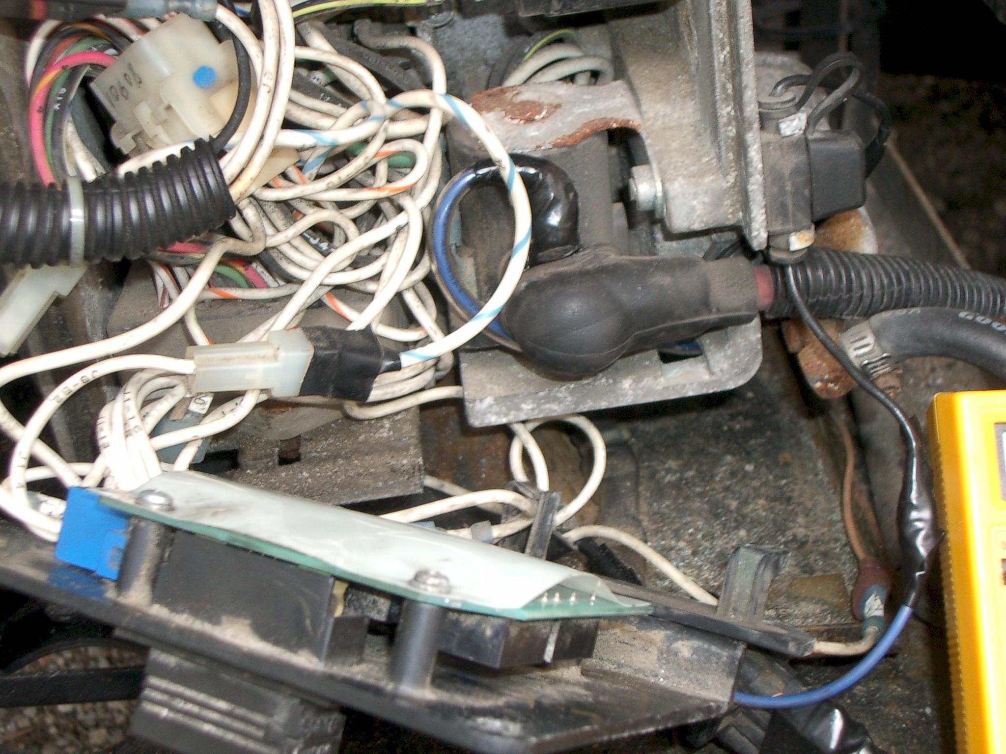 Winnebago Generator Problems! on