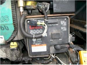Winnebago Generator Problems